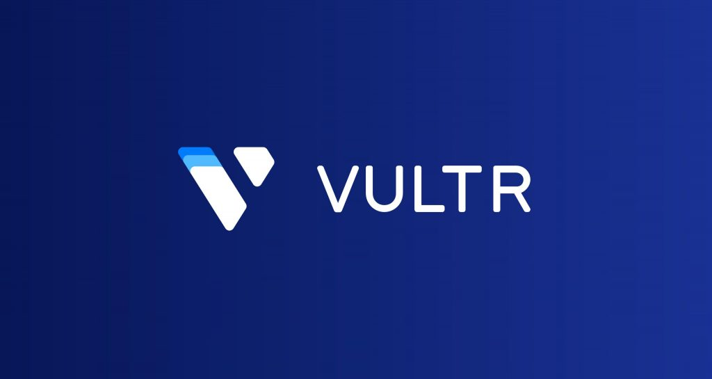 Vultr new interface